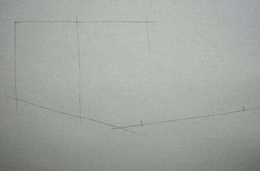 конструктивный рисунок в строгановке